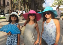 Kids Flavia Lucia Giulia