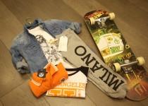 Pantalone Milano Happiness T-shirts Happiness Camicia Denim Scotch&Soda Polo North Sails