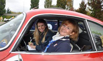 Equipaggio A.Airaghi/G.Airaghi al Garda Classic Car Show