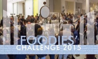 FOODIES' CHALLENGE 2015