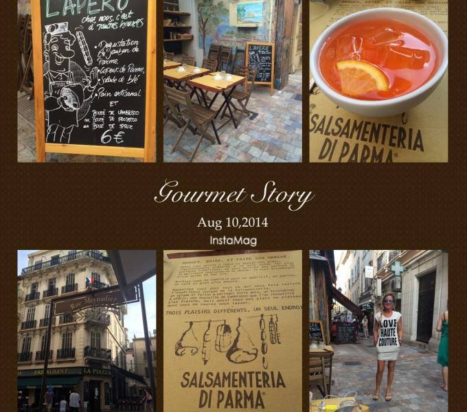 Cannes Rue Meynadier