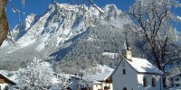 Dai Gerosa a Ehrwald, in Tirolo