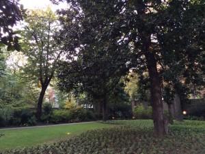 Giardino Villa Necchi