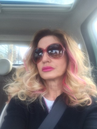 La Gianni is pink