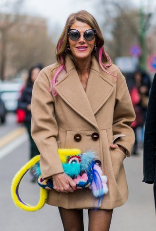 Street Style: February 25 - Milan Fashion Week Fall/Winter 2016/17
