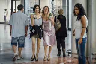 Valeria Bruni Tedeschi e Micaela Ramazzotti