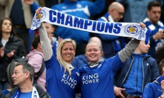 WE ARE ALL FOXES!!! LEICESTER WE LOVE YOU!