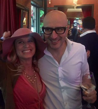 GianMarco Senna con La Gianni