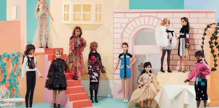 Le Barbie più fashion sfilano a Palazzo Morando