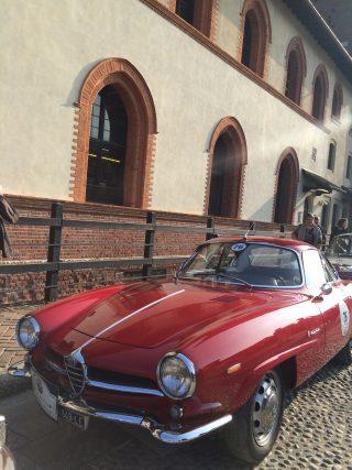 Alfa Romeo Giulia SS '63
