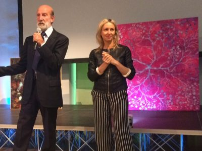Al Magna Pars, Luca Maroni incanta, tra essenze e vini, arte e musica