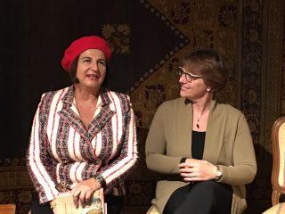 Roberta Schira e Barbara Reverberi
