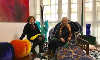 CARLA TOLOMEO: L'ARTE CHE MERAVIGLIA