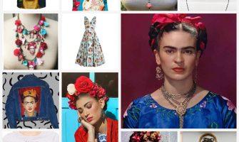 Frida Khalo e Mexican style!