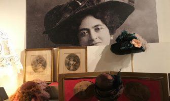 """Rosa Genoni: dalla moda alle cause umanitarie, la pioniera del """"Made in Italy""""."""