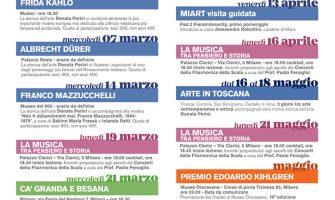 """Eventi Primavera 2018 """"Amici di Edoardo"""""""