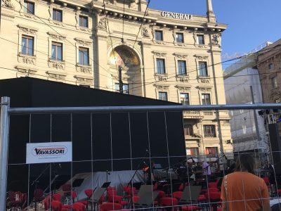 Il grande opening di Starbucks a Milano