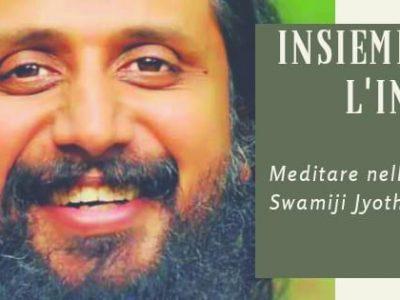 4 Ottobre: giorno della meditazione con Swamiji Jyothirmaya